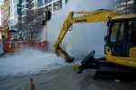 Burst Water Main 7