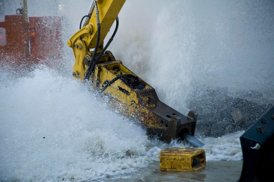 Burst Water Main 8