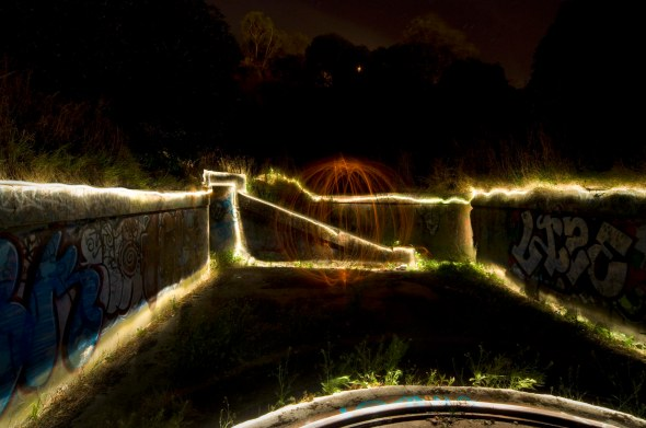 Light Painting 2